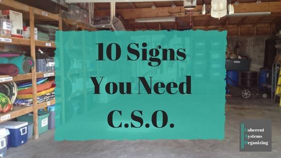 10 Reasons you need CSO