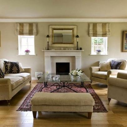 Simple Living Room Image 011